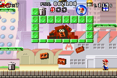 Mario vs. Donkey Kong -  - User Screenshot